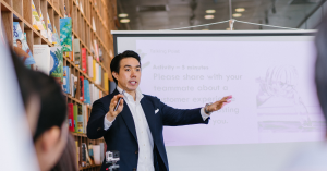 Building Public Speaking Confidence