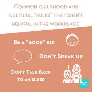 childhood and cultural communication barriers