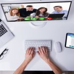4 Simple Rules For An Effective Video Meeting