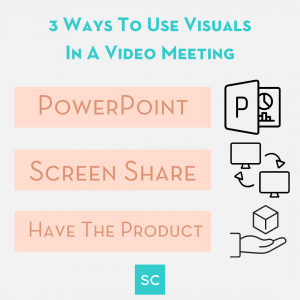using visuals to support your content