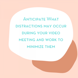 4 simple rules to have an effective video meeting