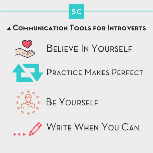 4 communication tools for introverts