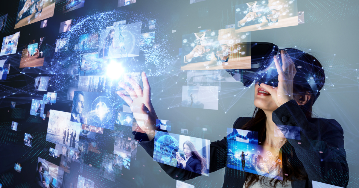 tech gadgets virtual communications