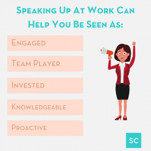 how to gain attention from your co-workers and superiors