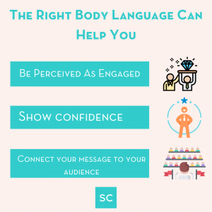 how body language can help advance your career