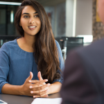 how to ease job interview nerves
