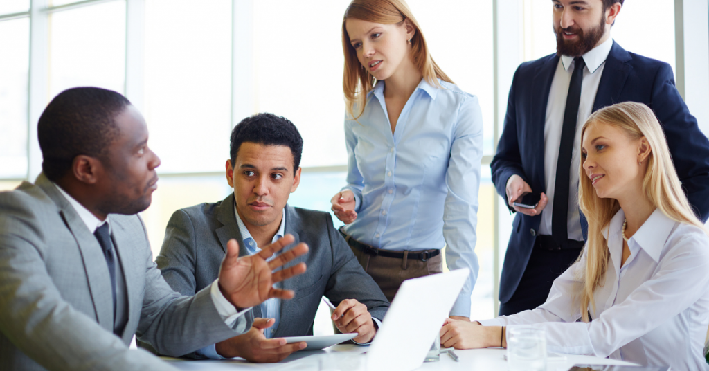 speaking up in a meeting how to prepare