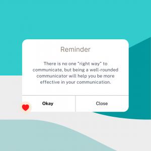 communications style