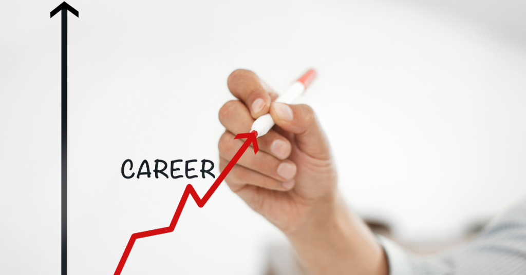how to confidently build career success