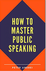 3 tips to ease your public speaking anxiety