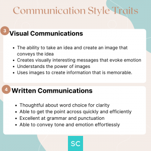 communication style traits
