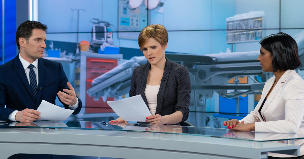 how to pitch your story to broadcast news