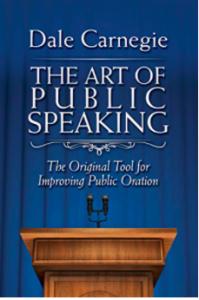 4 types of public speech