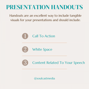 4 ways to use visuals in your presentation