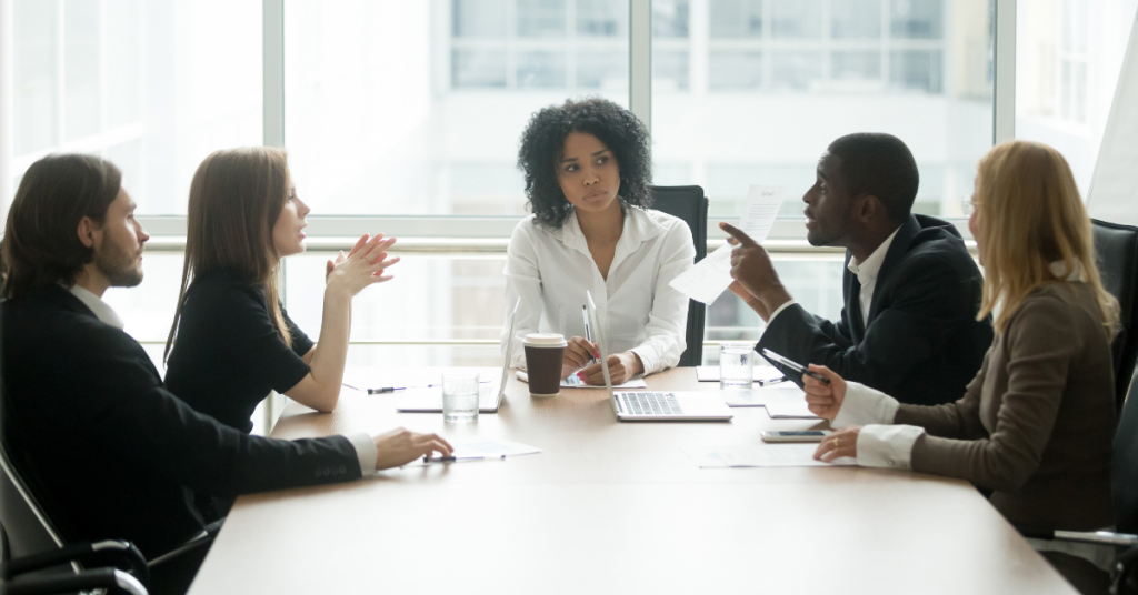 resolving workplace conflict
