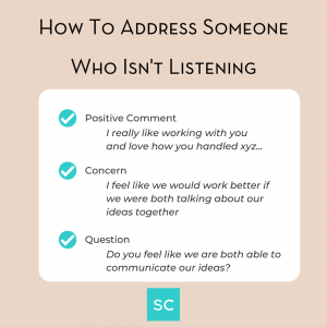 how to get people to listen to you