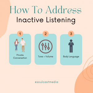 how to get people to listen to you at work
