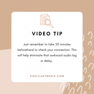 video call essentials - crisp clear audio